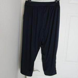 Pants - NWT Workout Black Pants Size L